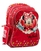 شنطة مدرسية ظهر Minnie Mouse مقاس 18 بوصة رقم FK-13278