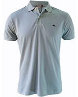Polo Shirt 141001 Gray - Polar Bear