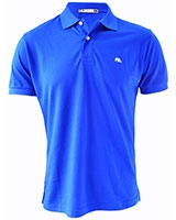 Polo Shirt 141001 Royal - Polar Bear