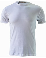 Basic T-shirt 141004 White - Polar Bear