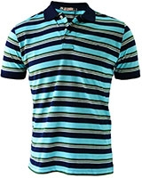 Polo Shirt 141009 Aqua - Polar Bear