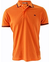 Polo Shirt 141035 Orange - Polar Bear