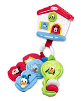 Mickey musical activity keys - Clementoni