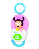 Minnie musical stroller toy - Clementoni