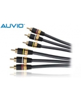 AUVIO® 6-Ft. Composite A/V Cable - RadioShack