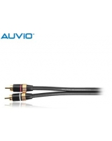 AUVIO® 3-Ft. Stereo Audio RCA Cable - RadioShack