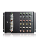 RadioShack® 4-Way Component Video Distribution Amplifier - RadioShack