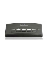 5-Way Auto-Sensing Audio/Video Selector Switch - RadioShack