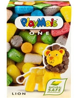 One Lion 70 Pieces - PlayMais
