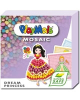Mosaic Dream Princess 2.300 Pieces - PlayMais