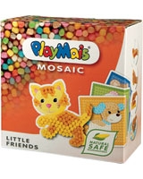 Mosaic Little Friends 2.300 Pieces - PlayMais