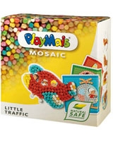 Mosaic Little Traffic 2.300 Pieces - PlayMais