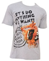 Printed T-Shirt Short Sleeve Uppets N2304