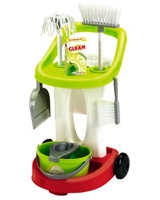 Bubble Cook Cleaning Trolley - Ecoiffier