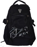 Back Bag Black AC-18007 - Jel Activ