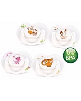 Classic Pacifiers for baby from 0 to 6 months  - Philips Avent