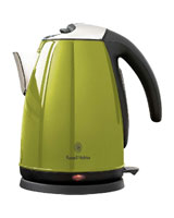Jungle Green Kettle 18337-56 - Russell Hobbs