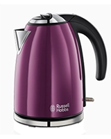Purple Passion Kettle 18945-70 - Russell Hobbs