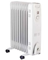 Electric Oil Radiator RG 12HO - VES