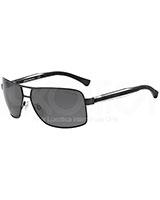 Men's Sunglasses 2001 Black 301487- Emporio Armani
