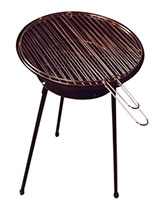 Vota Charcoal Grill With Holder 2004