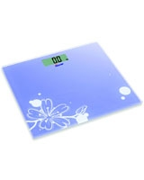 Bathroom Scale Purple EB9360 - Home