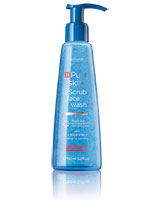 Pure Skin Scrub Face Wash Deep Action - Oriflame