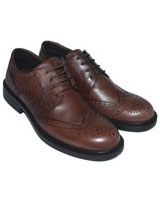 Shoes Brown 20208 - IMAC