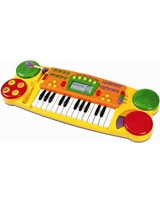 Sing-Along-Magic Keyboard - Winfun