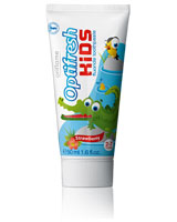 Optifresh Kids Fluoride Toothpaste - Oriflame