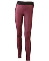 Cotton Trousers 207 Dark Red - M.Sou