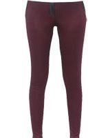 Cotton Trousers 211 Dark Red/Black - M.Sou