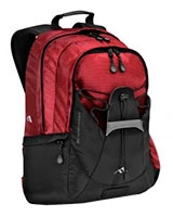 "Pacific™ Backpack Red for Laptops up to 15.6"" - Brenthaven"