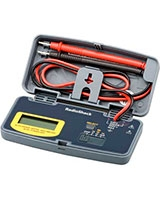 22-Range Pocket Digital Multimeter - RadioShack