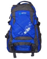 Back Bag Blue x Black AC-22618 - Jel Activ