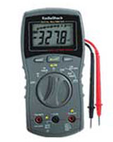 Digital Multimeter 29-Range 22-813 - RadioShack