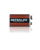 Ultralife® 9V Lithium Snap Terminal Battery - RadioShack