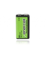 Enercell® 9V/170mAh Ni-MH Rechargeable Battery - RadioShack