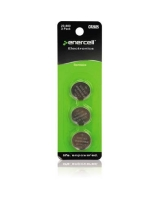 Enercell® 3V/165mAh CR2025 Lithium Coin Cell - 3 Pack - RadioShack