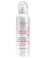 Feminelle Special Care + Extra Mild Intimate Mousse - Oriflame