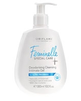 Feminelle Special Care + Deodorising Cleansing Intimate Gel - Oriflame