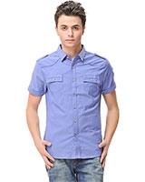 Short Sleeve Shirt 23863 - Ravin