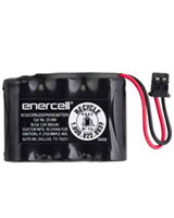 Enercell® 3.6V/350mAh Ni-Cd Cordless Phone Battery 23-899 - RadioShack