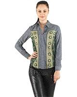 Long Sleeve Shirt 24243 - Ravin