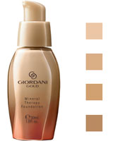 Giordani Gold Mineral Therapy Foundation - Oriflame