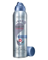 Feet Up Advanced 24 H Odour Control Anti-perspirant Foot Spray - Oriflame