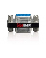 Gigaware® Female-to-Female DB9 Serial Coupler - RadioShack