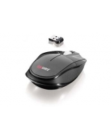 Gigaware® Wireless Laser Mouse with Ultra-Compact Dongle - RadioShack