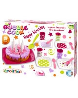 Bubble Cook Birthday Cake - Ecoiffier