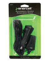 Enercell™ 10-Ft. 12VDC Extension Cord with On/Off Switch 270-047 - RadioShack